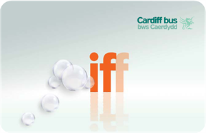 iff cardiff bus card smart transactions group